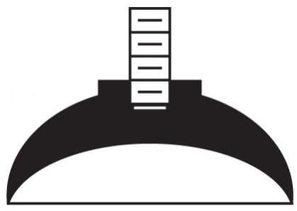 Machine Screw Type Suction Cups
