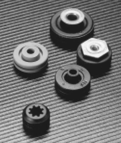Grommet Isolators - Standard