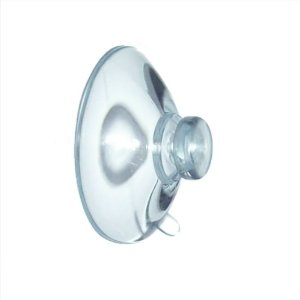 Clear Vinyl Suction Cups