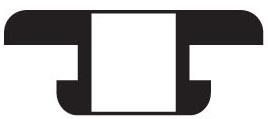 Plain Bore Rolled Shoulders Grommets product image