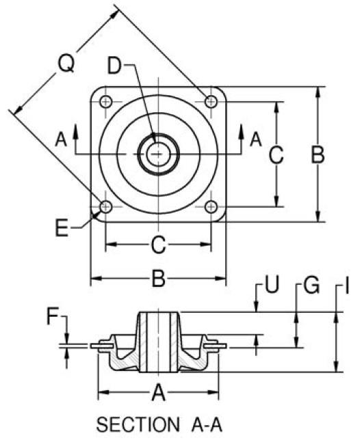 Multiplane Mounts (Square) product image