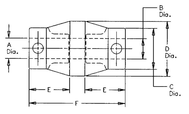 Dynaflex® Shear Type Couplings product image