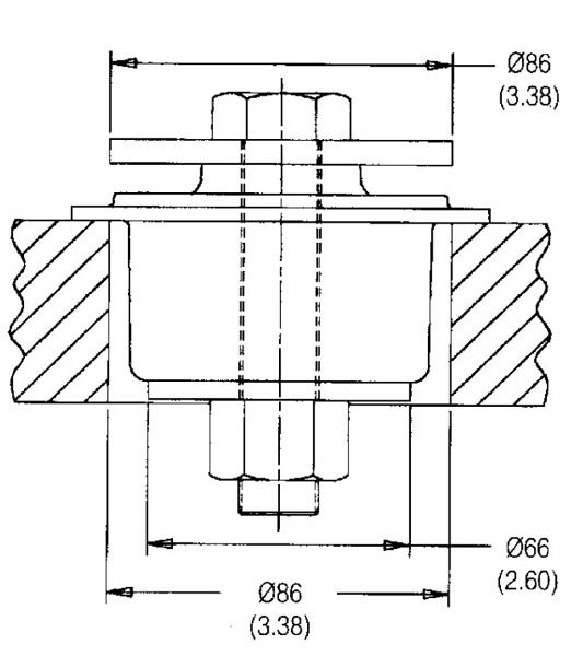 Conical Mounts product image
