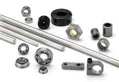Bearings, Shafts, Clamps and Hubs product image