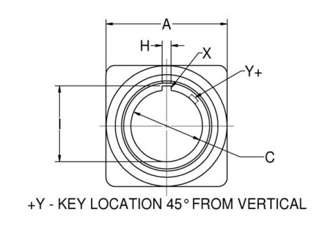 Square Bonded Bushings product image