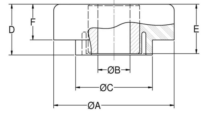 Two-Piece Mounts - CBB & CBC Series product image